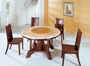 中式楠木桌椅设计