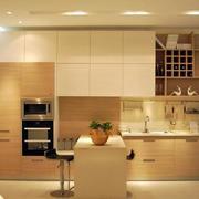 现代简约小阁楼厨房设计