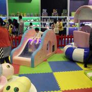 游乐场地板设计