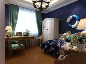 美式风格儿童房装修效果图展示