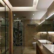120平米房屋卫生间装修