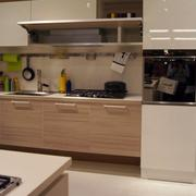 简约公寓厨房效果图