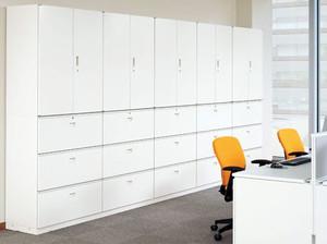 办公室办公文件柜效果图