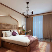 东南亚风格卧室设计