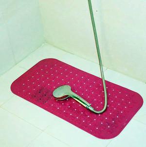 设计新潮的卫生间防滑垫效果图