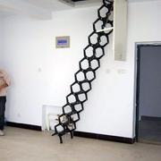 小阁楼隐形楼梯设计