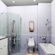 简约风格整体浴室装饰