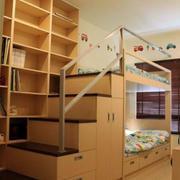 多功能儿童房装饰