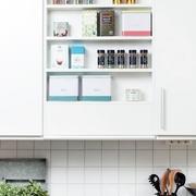 90平米房屋厨房置物架设计