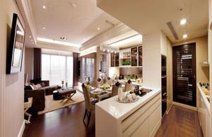 三室两厅简欧风格客厅设计
