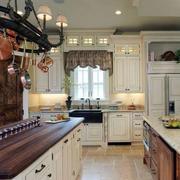 别墅欧式开放式厨房