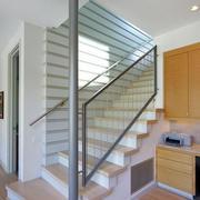 简约风格楼梯装饰