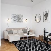 简约风格沙发背景墙