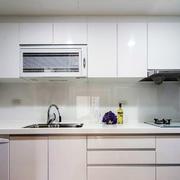 120平米房屋简约厨房装饰