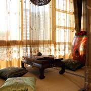 东南亚露台飘窗设计