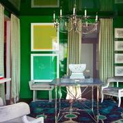 客厅吊顶灯饰设计