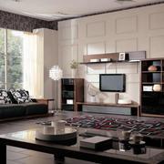 中式气质电视柜设计