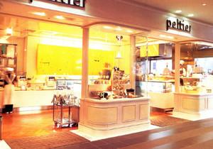 欧式蛋糕店装饰