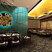 新古典风格餐厅装饰