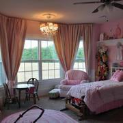 美式大型别墅儿童房装饰