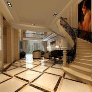 新房别墅楼梯设计