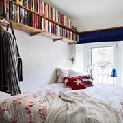 简约风格公寓卧室设计