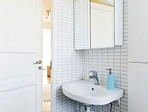 公寓洗漱池设计