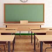 现代简约风格教室装修