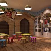欧式古堡式童装店装修
