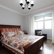 120平米房屋卧室飘窗设计