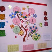 班级表彰墙设计