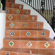 简约大理石楼梯设计