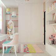 120平米房屋简约书房装饰