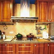 东南亚厨房整体橱柜装饰