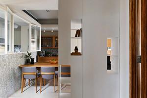 100平米三室两厅两卫室内装修效果图细节展示