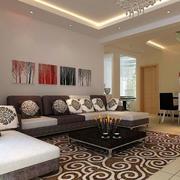 后现代风格拼色沙发设计
