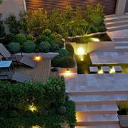 别墅庭院装修设计图片