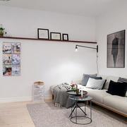 北欧风格浅色沙发设计