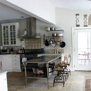 小户型厨房吧台装修