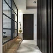 大型公寓玄关装饰