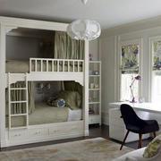 欧式田园风格儿童房设计
