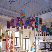 幼儿园吊饰卡片设计