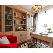 小户型书房桌椅设计