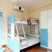简约风格清爽卧室设计