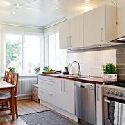 公寓一体式厨房装饰