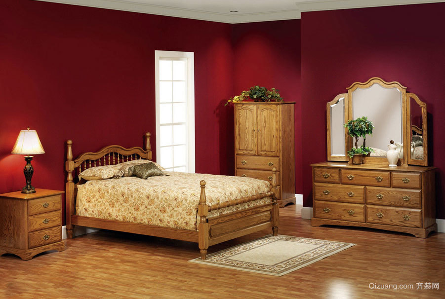 提升您的品味:极致经典的大户型双叶实木家具装修效果图实例欣赏图集