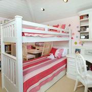 欧式双层儿童房装修