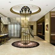 金店欧式风格展示柜设计