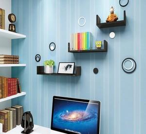 书房简约置物架设计