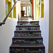 简约风格创意公装楼梯